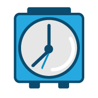 icon of a stop clock