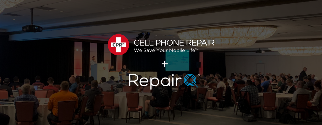 James Schellhorn at the 2019 Cell Phone Repair Conference
