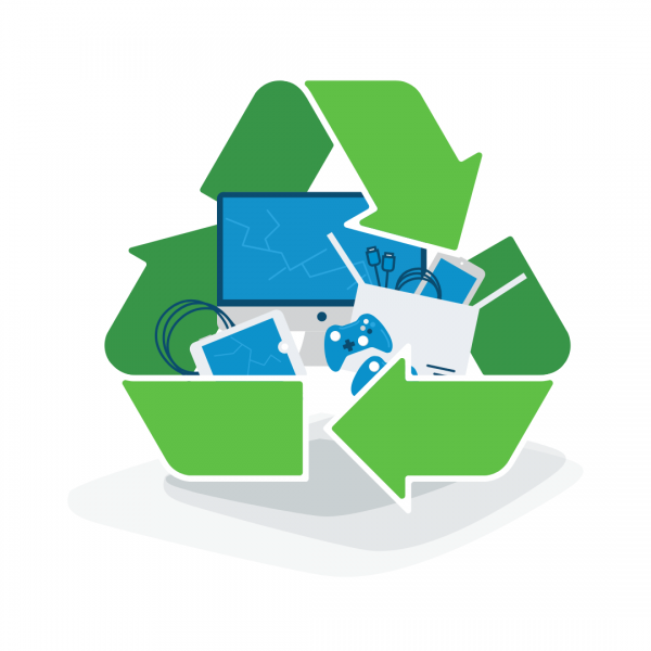 E-Waste Solutions 1080x1080