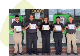 WISE certification retail store employees