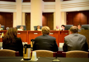 The Repair Association appears before a judiciary committee